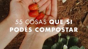 ¿Qué compostar? MERAKI